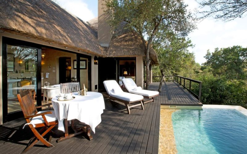 Royal Malewane private suite