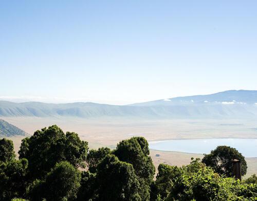 Ngorongoro Crater Lodge 2
