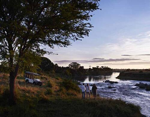 Singita Mara River Tented Camp, Lamai Triangle, Serengeti, Tanza
