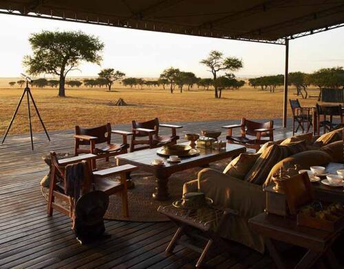 Singita Sabora Camp, Grumeti, Serengeti, Tanzania. Agency HKLM.